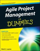Agile Project Management For Dummies 1st Edition 9781118026243 1118026241