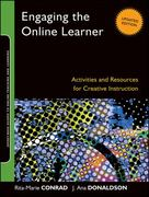 Engaging the Online Learner 2nd Edition 9781118018194 1118018192