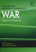 The Ashgate Research Companion to War 1st Edition 9781317041115 1317041119