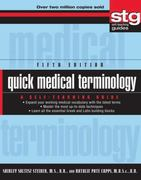 Quick Medical Terminology 5th Edition 9780470886199 0470886196