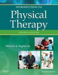 Introduction to Physical Therapy 4th Edition 9780323073950 0323073956