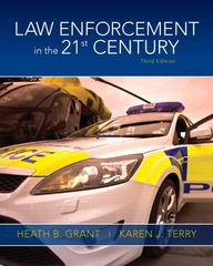 Law Enforcement in the 21st Century 3rd Edition 9780135110263 0135110262