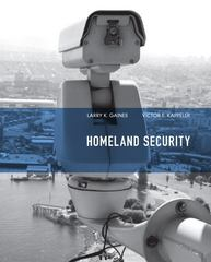 Homeland Security 1st Edition 9780135111925 0135111927