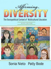 Affirming Diversity 6th edition 9780131367340 013136734X