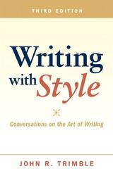 Writing with Style 3rd Edition 9780205028801 0205028802
