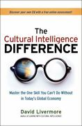 The Cultural Intelligence Difference 1st Edition 9780814417065 081441706X
