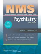 NMS Psychiatry 6th Edition 9781608315741 1608315746