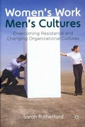 Women's Work, Men's Cultures 1st Edition 9780230283701 0230283705