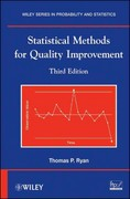 Statistical Methods for Quality Improvement 3rd Edition 9780470590744 0470590742