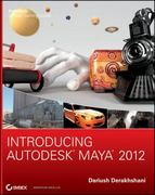 Introducing Autodesk Maya 2012 1st Edition 9780470900215 0470900210