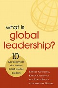 What Is Global Leadership? 1st Edition 9781904838234 1904838235