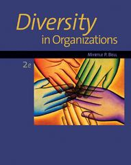 Diversity in Organizations 2nd Edition 9781111221300 1111221308
