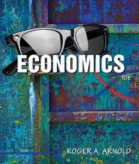 Economics (with Video Office Hours Printed Access Card) 10th edition 9781111822880 1111822883