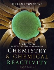 Study Guide for Chemistry and Chemical Reactivity, 8th 8th edition 9781111426996 1111426996
