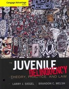 Cengage Advantage Books: Juvenile Delinquency: Theory, Practice, and Law 11th edition 9781111353599 111135359X