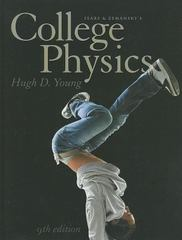 College Physics 9th edition 9780321733177 0321733177