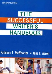 The Successful Writer's Handbook 2nd edition 9780205028061 0205028063