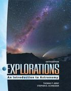 Looseleaf for Explorations: Introduction to Astronomy 6th edition 9780077497729 0077497724