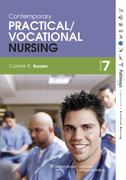 Contemporary Practical/Vocational Nursing 7th edition 9781609136925 1609136926