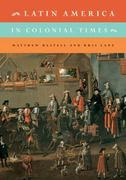 Latin America in Colonial Times 1st Edition 9780521132602 0521132606