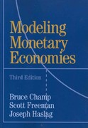 Modeling Monetary Economies 3rd Edition 9780521177009 0521177006