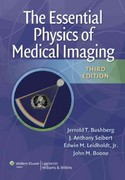 The Essential Physics of Medical Imaging 3rd Edition 9780781780575 0781780578