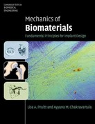 Mechanics of Biomaterials 1st Edition 9780521762212 0521762219