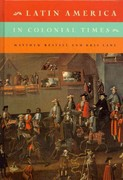 Latin America in Colonial Times 1st edition 9780521761185 0521761182