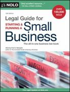 Legal Guide for Starting and Running a Small Business 12th Edition 9781413313819 1413313817