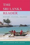 The Sri Lanka Reader 0 9780822349822 0822349825