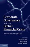 Corporate Governance and the Global Financial Crisis 1st edition 9781107001879 1107001870