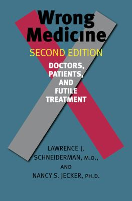 Wrong Medicine 2nd edition 9780801898501 0801898501