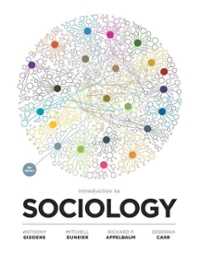 Introduction to Sociology 8th edition 9780393912135 0393912132