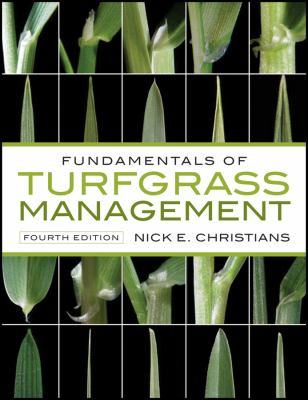 Fundamentals of Turfgrass Management 4th Edition 9780470587317 0470587318