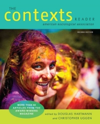 The Contexts Reader 2nd Edition 9780393912326 0393912329