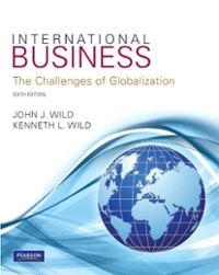 International Business 6th edition 9780132555753 0132555751