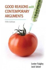 Good Reasons with Contemporary Arguments 5th edition 9780205000937 0205000932