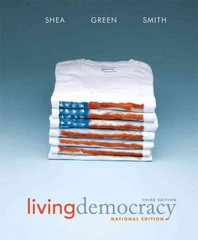 Living Democracy, National Edition 3rd edition 9780205806713 0205806716