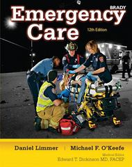 Emergency Care 12th edition 9780132543804 013254380X