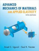 Advanced Mechanics of Materials and Applied Elasticity 5th edition 9780137079209 0137079206