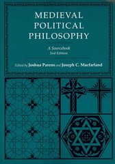 Medieval Political Philosophy 2nd edition 9780801476815 080147681X
