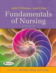 Package of Wilkinson's Fundamentals of Nursing 2e & Skills  Videos 2e 2nd edition 9780803627185 0803627181