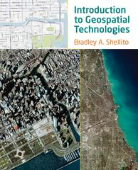 Introduction to Geospatial Technologies 1st Edition 9781429255288 1429255285