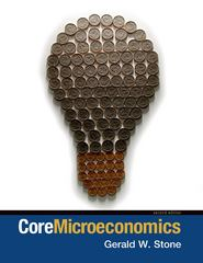 CoreMicroeconomics & Course Tutor 2nd Edition 9781429262880 1429262885