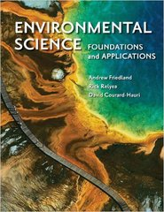 Environmental Science: Foundations and Applications (Loose Leaf) 1st edition 9781429283311 1429283319