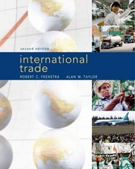 International Trade, Aplia for International Economics (one-term) 2nd edition 9781429285025 1429285028