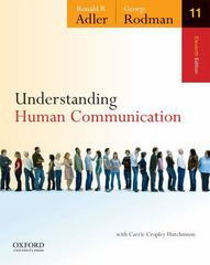 Understanding Human Communication 11th edition 9780199747382 0199747385