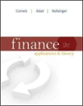 Finance Applications and Theory