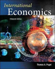 International Economics 15th edition 9780073523170 0073523178