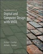 Fundamentals of Digital and Computer Design with VHDL 1st edition 9780073380698 0073380695